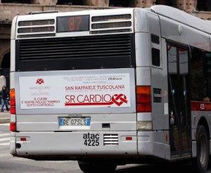 pubblicità in strada